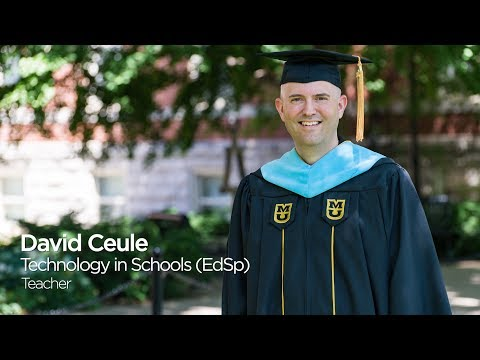 David Ceule: Education Specialist in Technology in Schools `17, University of Missouri