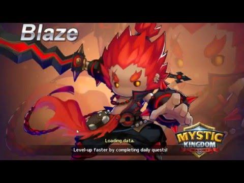 Review Gameplay Mystic Kingdom