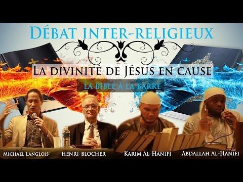 """COLLECTIF HANIFIYYAH, Débat Inter-religieux: """" La Divinité De Jésus En Cause, La Bible à La Barre"""""""