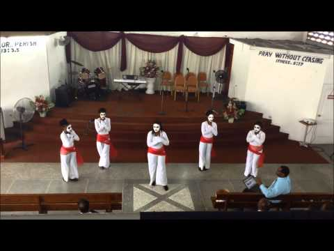 Breathe Into Me Oh Lord Fred Hammond - GPC Dance Team
