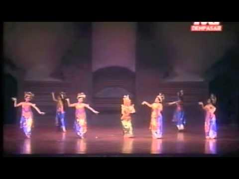 Sampek Ingtai--Balinese gamelan (Siluman Ular Putih Sound Track Music)