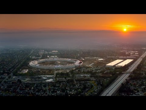 Apple Park - Coming 2017