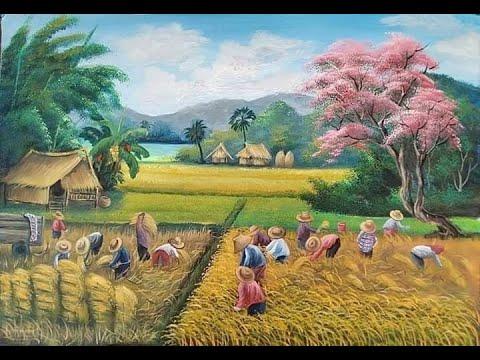 ภาพวาด  สวยๆ จาก  จินตนาการช่างภาพ จาก ส.ป.ป.ลาว\u0026 ພາຊົມພາບສວຍໆງາມໆຈາກ ຊ່າງຄຸນນະພາບ