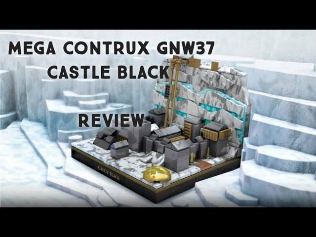 Mega Contrux GNW37 Castle Black - Review [Deutsch]