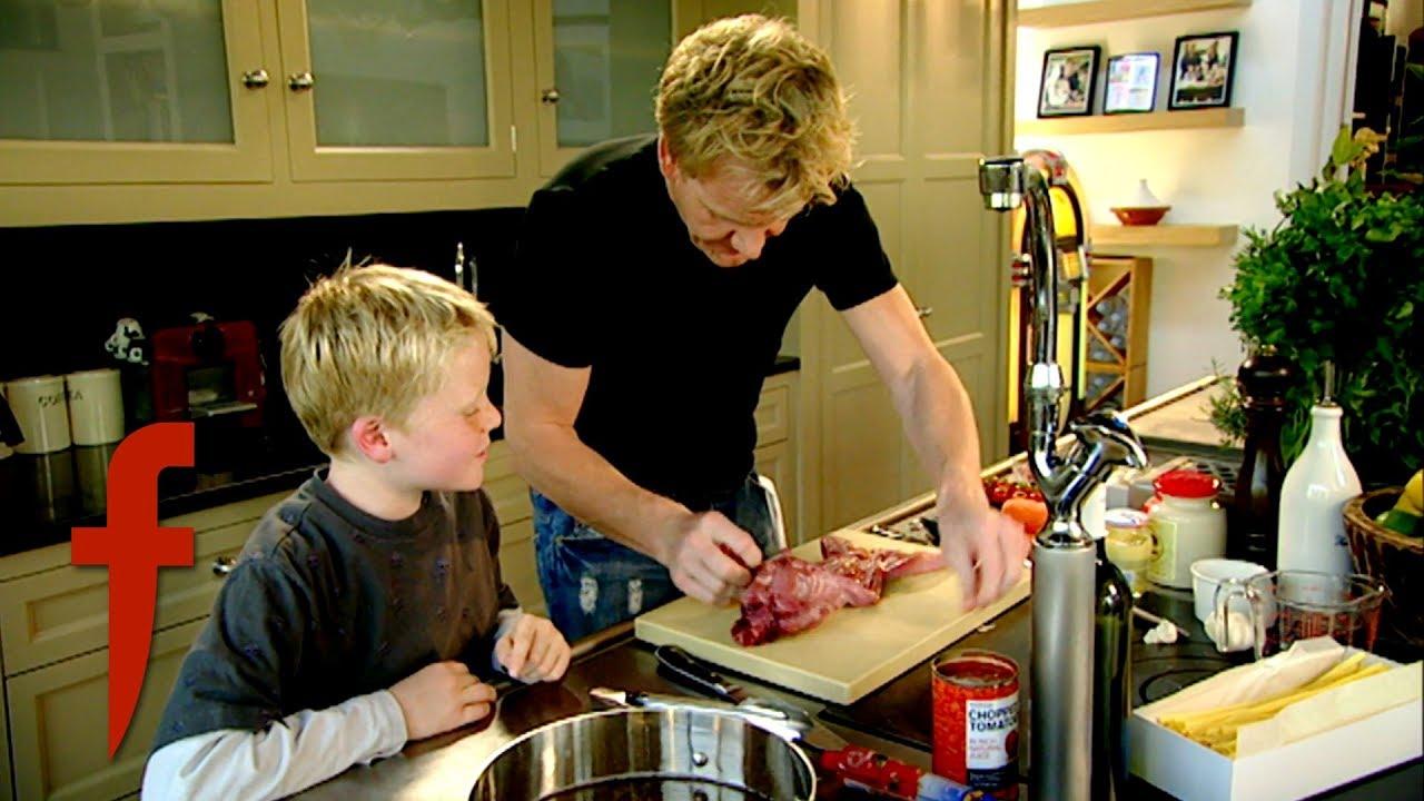 F Gordon Ramsay's Kitchen