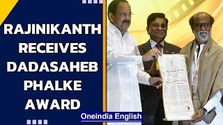 Rajinikanth receives 51st Dadasaheb Phalke Award | 67th National Film Awards | Oneindia News