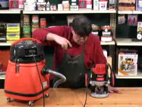 Fein Dust Extractors Presented by Woodcraft
