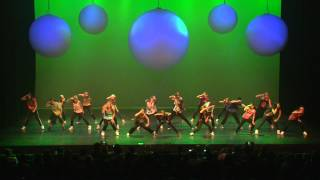 Boom shake drop! - Hiphop 10-12jr (vrijdag, Bussum)