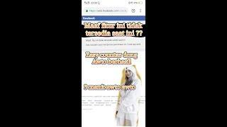 Cara mudah mengatasi akun facebook terkunci sementara!!