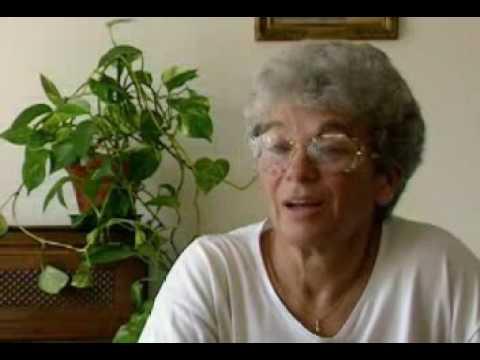 Sonia Melviez, internée sur l'île de Java.