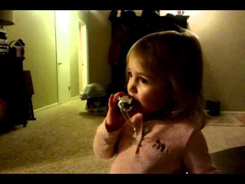 Hailey McCann Jingle Bells 12-31-2010