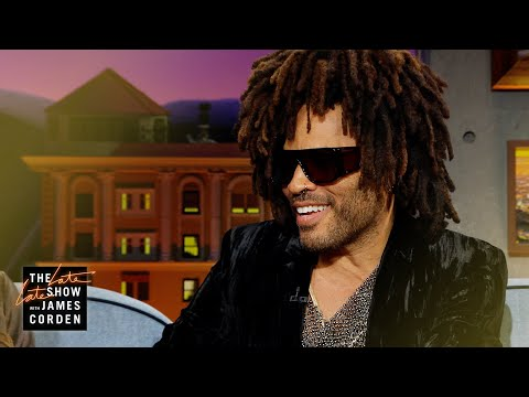 Lenny Kravitz & Slash Ruled Beverly Hills High