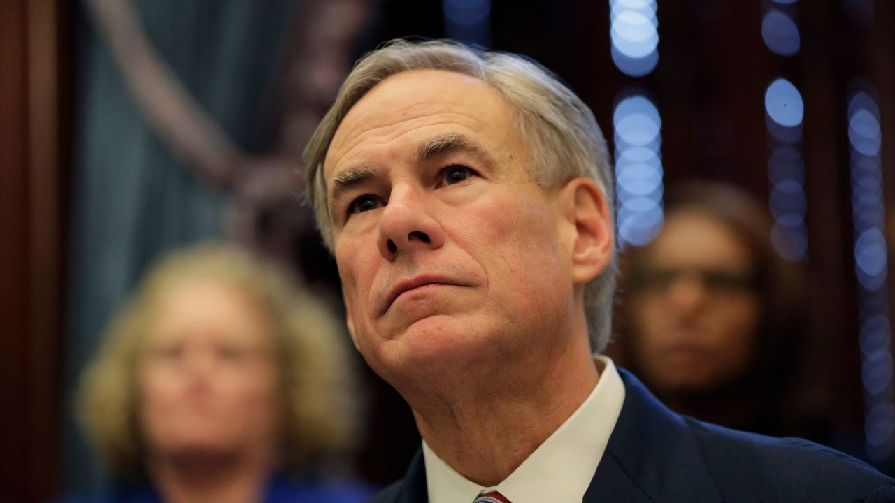 Texas Governor bans Covid mandates in state, rips Biden for 'bullying'.