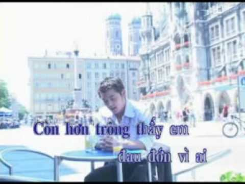 Karaoke - Ung Hoang Phuc - Anh Chi Biet Cam Nin Nghe Tieng Em Khoc