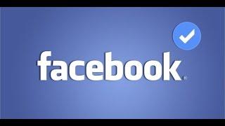 Comment vérifier ma page Facebook
