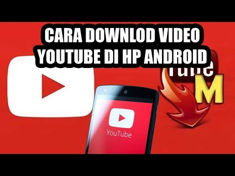 Cara Download Video Youtube Dari HP Android Dengan TubeMate Gratis Mudah