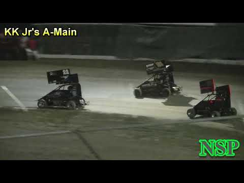 July 20, 2018 Kasey Kahne Jr's A-Main Deming Speedway