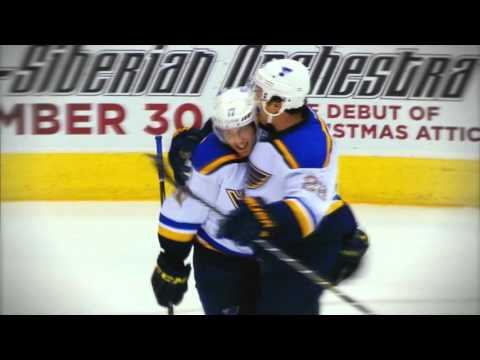 Blues hockey on FOX Sports Midwest: Darren Pang