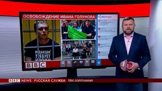 ТВ-новости | Дело Голунова прекращено | 11 июня
