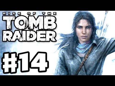 Rise of the Tomb Raider - Gameplay Walkthrough Part 14 - Capture the Flag/Difference of Opinion!