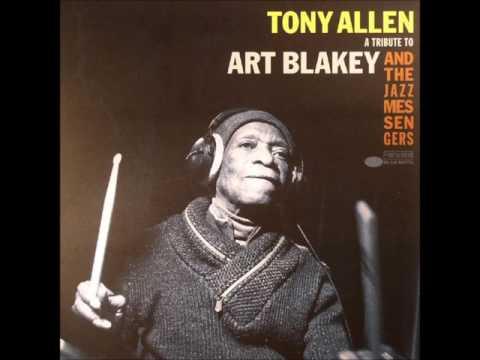 Tony ALLEN - Politely
