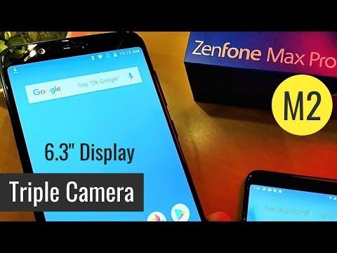 Asus ZenFone Max Pro M2 6.3