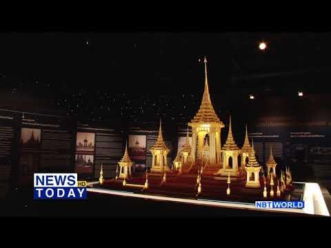 Exhibition interprets arts and crafts of Royal Crematorium