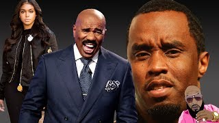 Steve Harvey THANKS Lori Havey For Dumping Diddy With LAVISH GIFT!