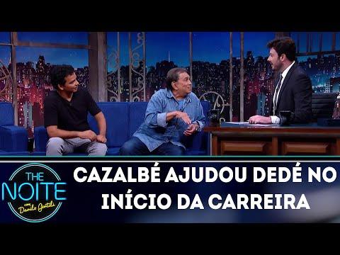 Dedé fala sobre o grande coração de Carlos Alberto   The Noite (15/03/18)