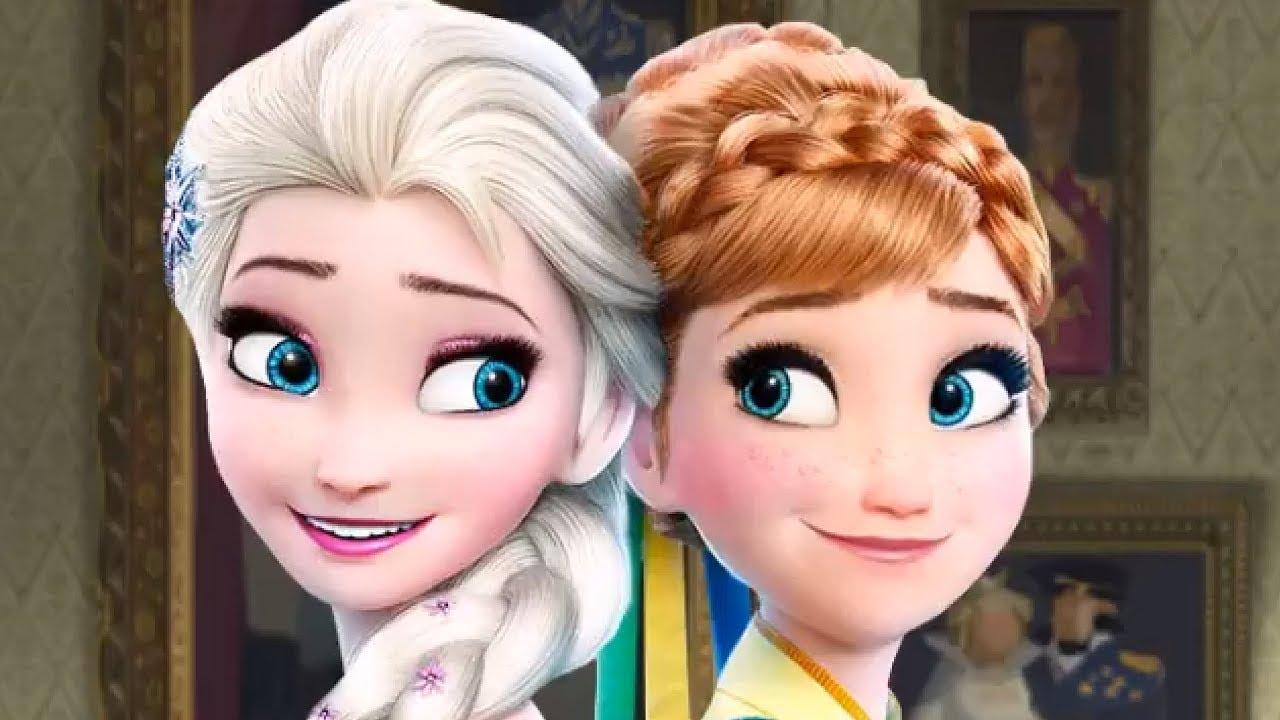 Frozen Fever Annas Überraschungsparty Online Spiele - YouTube