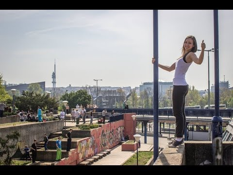In Motion - Prague Parkour Jam 2014 (April)