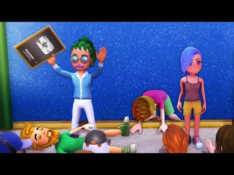 Becoming the #1 YouTuber by Exploiting Everyone - YouTubers Life