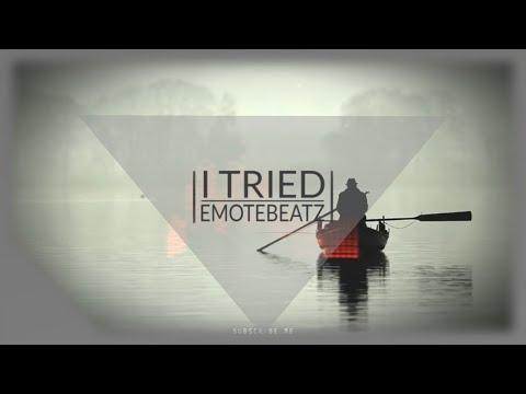 I Tried  - Dark Angry | SAD |Piano VOICE Rap Beat Hip Hop Instrumental | 84 BPM