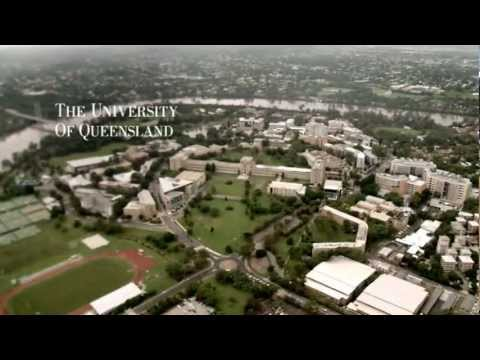 Welcome to The University of Queensland