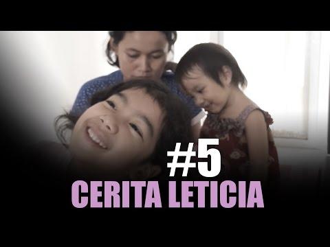 VLOG PERTAMA LETICIA : VIDEO BUAT OMA | #CeritaLeticia - 5