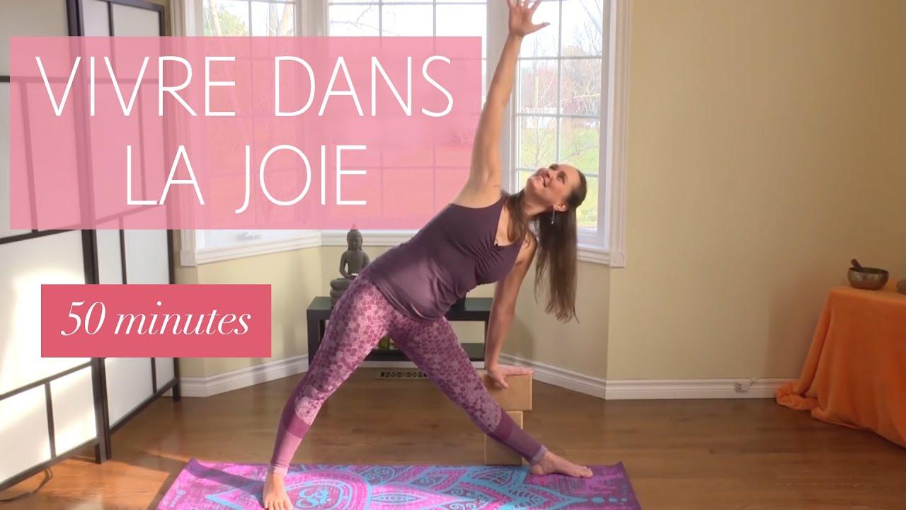 posture yoga joie