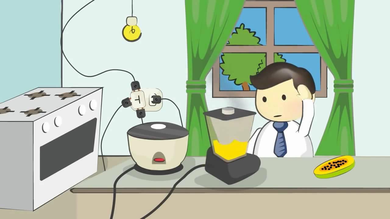 Instalaciones Eléctricas Peligrosas En Casa
