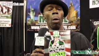 Rappin 4-Tay says Legalize Marijuana and Smoke The Vote - NORML TV