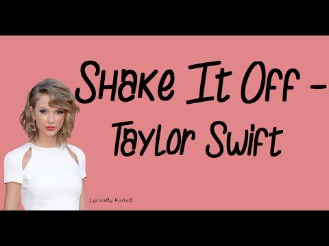 Shake It Off (With Lyrics) - Taylor Swift