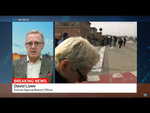 Interview with Prof. David Lowe from Liverpool John Moores University on Brussels attacks