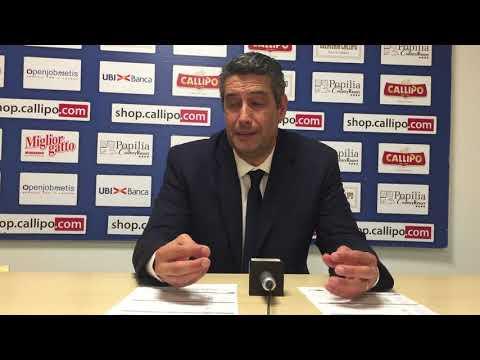 #SuperLega, Vibo-Milano: mister Fronckowiak nel post-partita