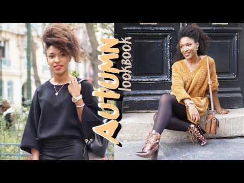 PARIS INTO FALL • LOOKBOOK 22 Autumn /Automne #Sp // Beautiful Naturelle