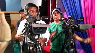 Miss PTC Punjabi 2017 making cameraman  Birpal sir