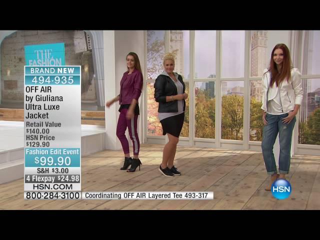 HSN   G by Giuliana Rancic Fashions 08.27.2016 - 08 AM