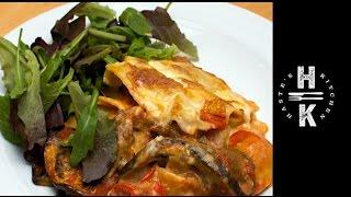 Vegetable Lasagne Pasta-less