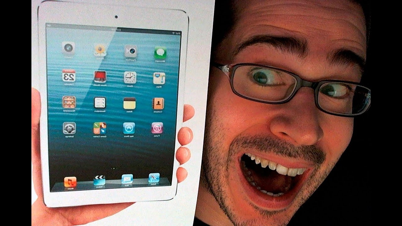 iPad mini Unboxing & Initial Impressions