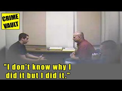Murder interrogation / confession(?): William Hurt FULL (part 1 2 & 3)