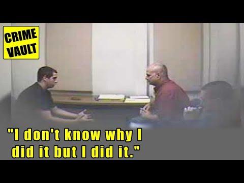 Murder interrogation  confession?: William Hurt FULL part 1 2 & 3
