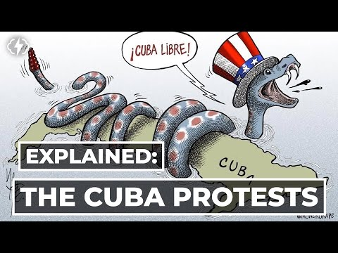 The Truth About The Cuba Protests