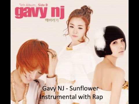 Gavy NJ ft MJ of Sunny Side - Sunflower Instrumental with Rap